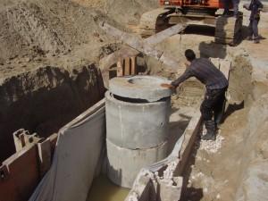 System de drainage