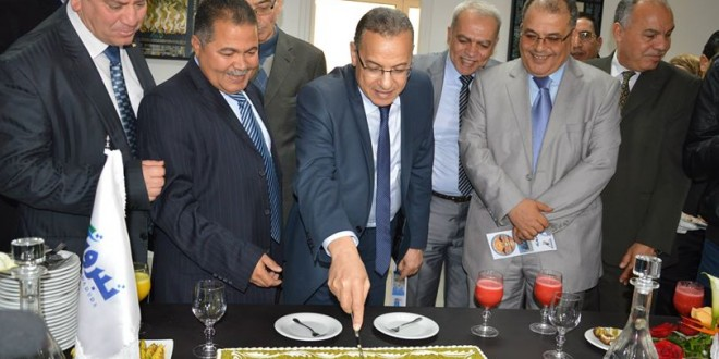 Inauguration of New Social Headquarters of The Company for the Study and Planning of the North Coasts of the City of Sfax (SEACNVS)