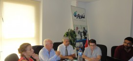 Visit of the Team for the mission of the Technical Assistance
