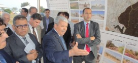 Visit of a Minister of Development, Investment and International Cooperation