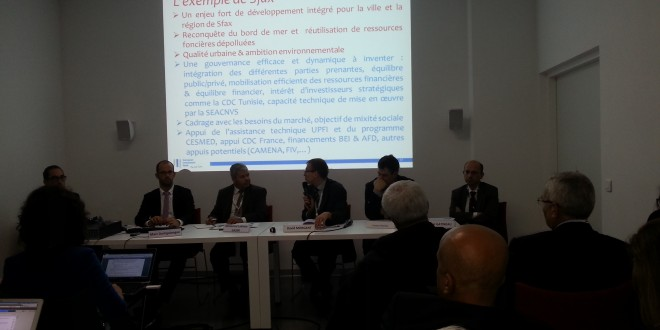 """Participation in the annual forum of """"operators and developers of sustainable Mediterranean cities network"""""""