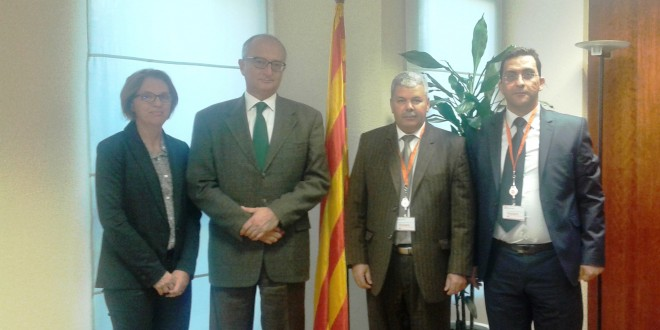 Visit to Catalonia Housing Agency