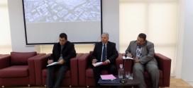 Une Conférence de Presse Concernant l'Avancement du Projet Taparura