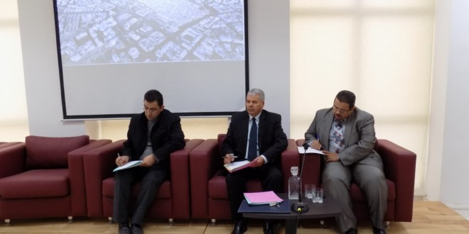A Press Conference on the Progress of Taparura Project
