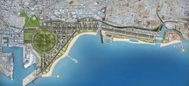 Future urban planning of the area