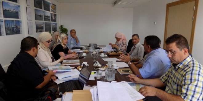 Meeting  of the Evaluation Commission of offers