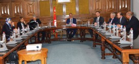A working meeting about Taparura Project under the patronage of Minister of Equipment
