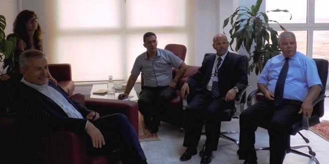 Visit of the German Ambassador to Taparura project