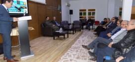 Réunion de Travail à l'institut Arabe des Chefs des Entreprises concernant PROJET TAPARURA